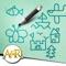 App Icon for Aprender a dibujar es divertido App in Mexico IOS App Store