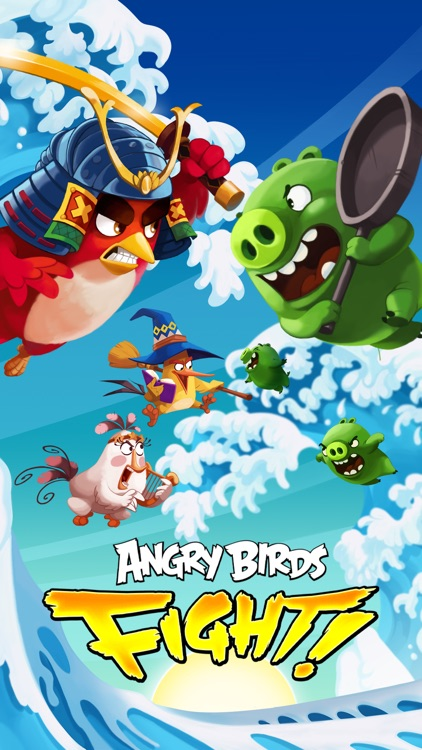 Angry Birds Fight! RPG Puzzle screenshot-0