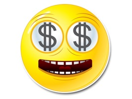 Funky Smileys Emoticons Stickers