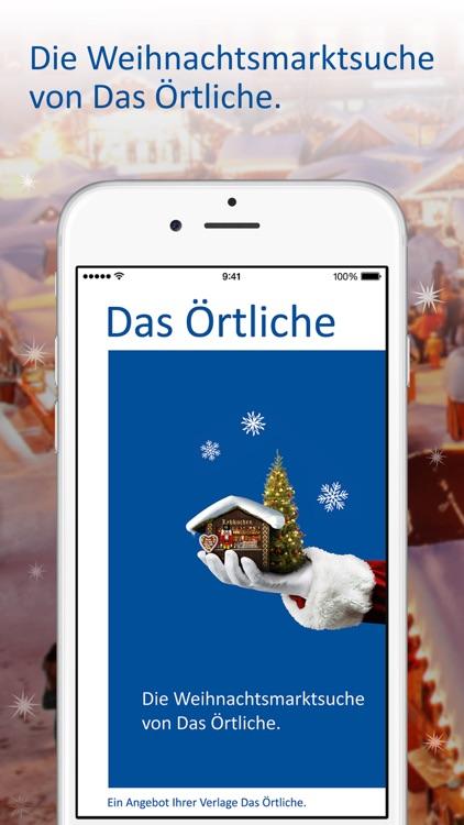 Weihnachtsmarkt-Suche 2016