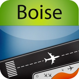 Boise Airport (BOI) + Flight Tracker