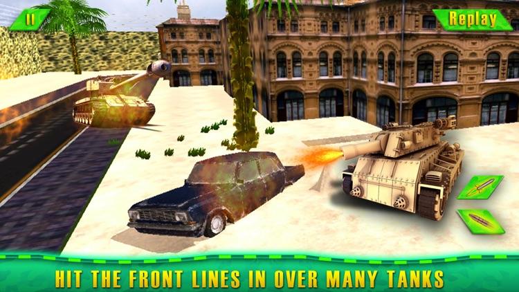 World of Tank Assault : HV Convey Defender from Enemy in World War 2 screenshot-4