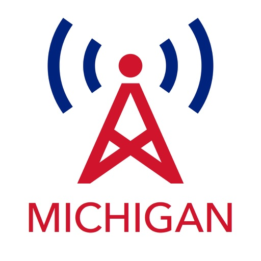 Radio Michigan FM - Streaming and listen to live online music, news show and American charts from the USA iOS App