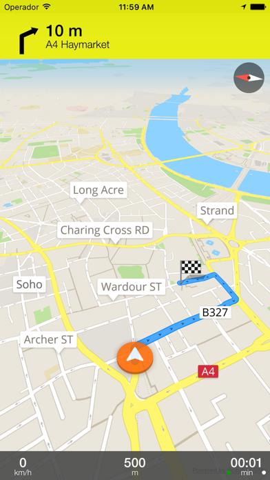 Daca mapa offline y guía de viajeCaptura de pantalla de5