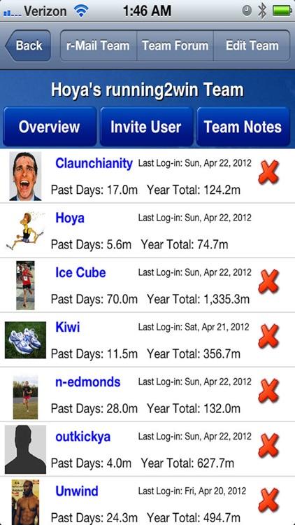 running2win Mobile screenshot-4