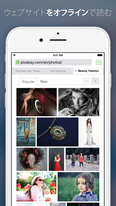Offline Pages screenshot1