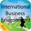 MBA International Business Environment