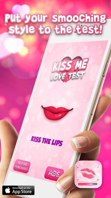 点击获取Kiss Me Love Test Game