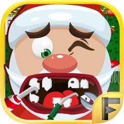 Crazy Santa Christmas Dentist Surgery - Free Games
