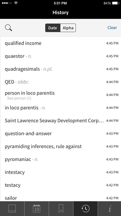 Black's Law Dictionar... screenshot1