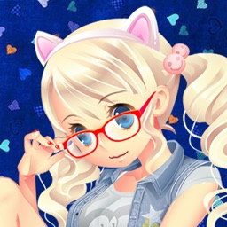 Beauty Teen Girl - Cute Anime Baby Dress Up