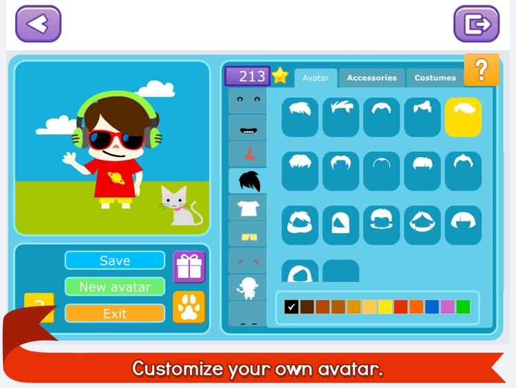Smartick - Math for children screenshot-3