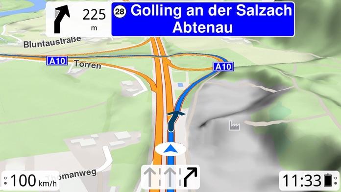 Magic Earth Navigation & Maps Screenshot