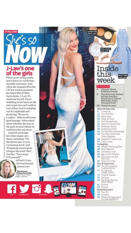Now Magazine UK