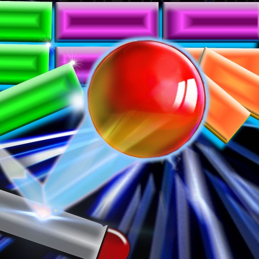 Breakout Arkanoid Blocks War Revenge - Great Ball