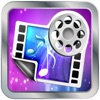 Join Audio with Video:Change video sound/new music - iPhoneアプリ