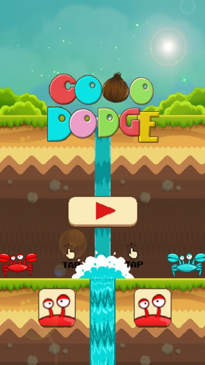 Coco Dodge Free Game screenshot-0