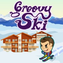 Surfer Snow Skiing-滑雪大冒险