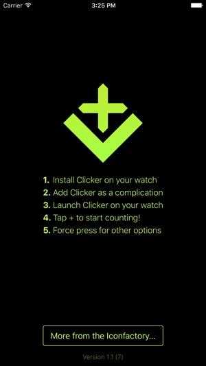Clicker - Count Anything on the App Store