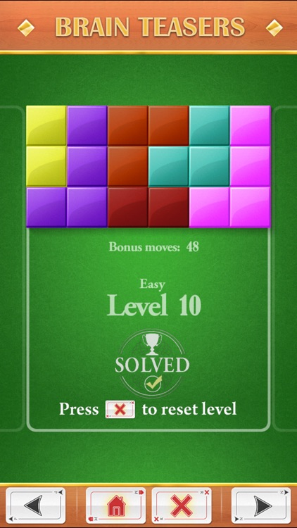 Brain Games - free puzzle pop mind games screenshot-2