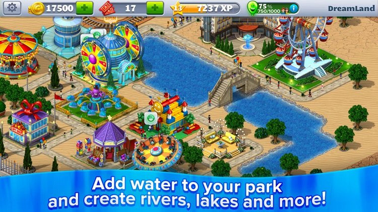 RollerCoaster Tycoon® 4Mobile™ screenshot-1