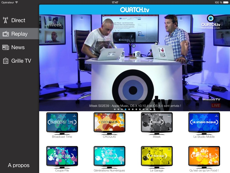 OUATCH TV (HD)