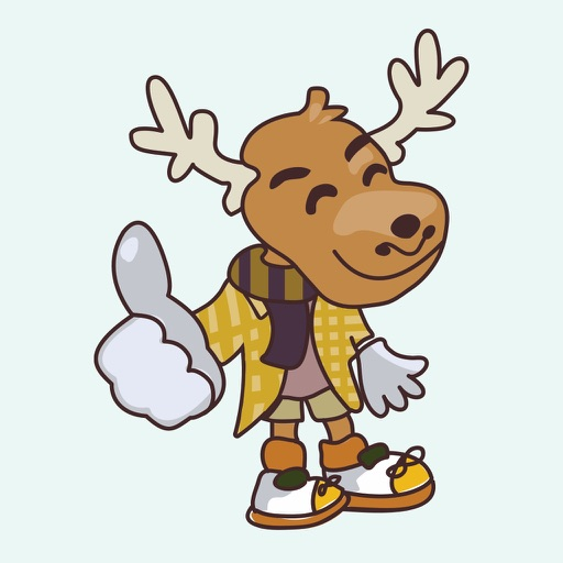 Moose in Shoes