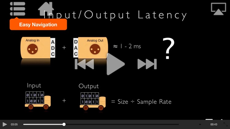 Course For Logic's Latency Toolbox screenshot-3