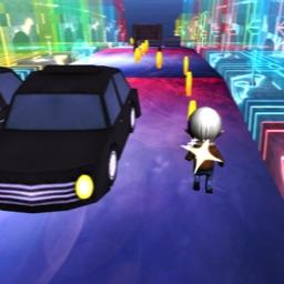 Angry Vampire Run HD Lite - Running Game