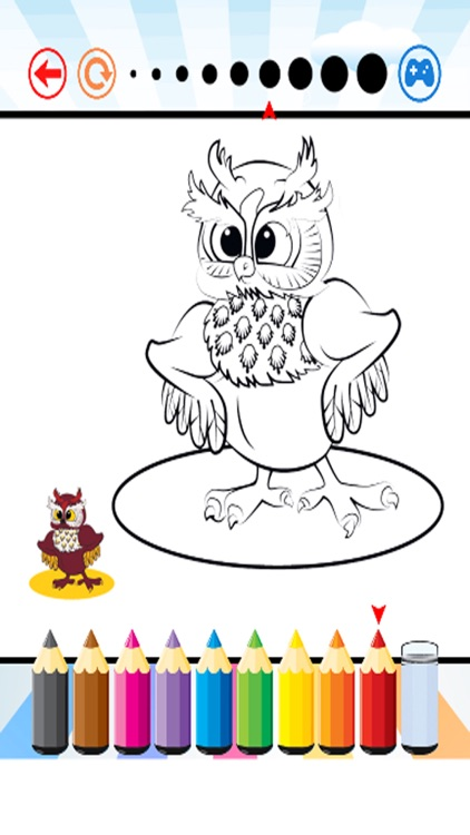 Dog and Friends coloring book - for kid