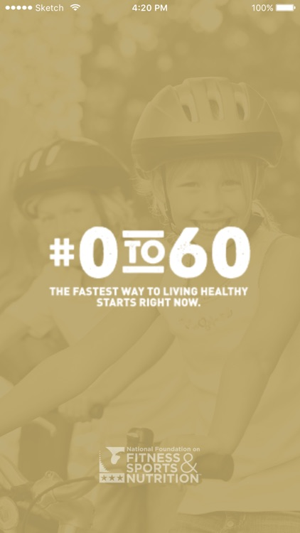 #0to60 - The Fastest Way to Living Healthy screenshot-0
