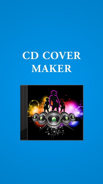 CD Cover Maker