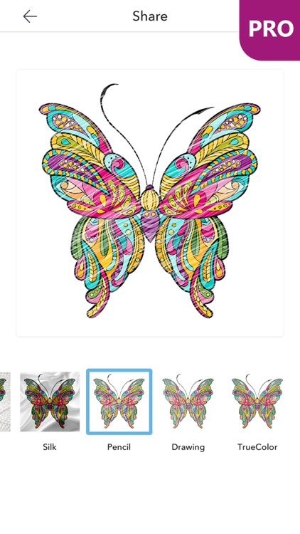 Butterfly Coloring Pages for Adults PRO by Peaksel