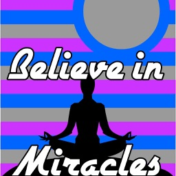 Believe in Miracles : Happy Stickers