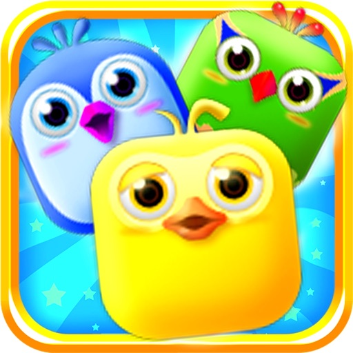 Bird Candy Smash Mania-Cute Match-3 Puzzle Games | iPhone