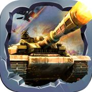 坦克世界大战-经典帝国坦克之战射击游戏