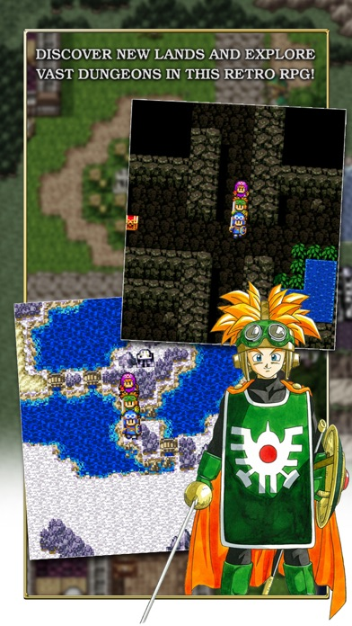DRAGON QUEST II Screenshots