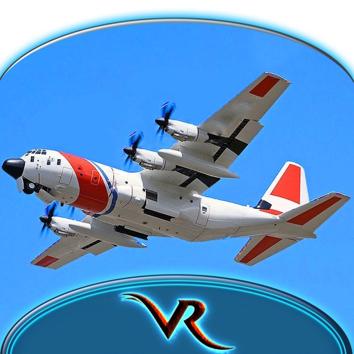 VR Flight Pilot : 3D Airplane Sim-ulator Game-s