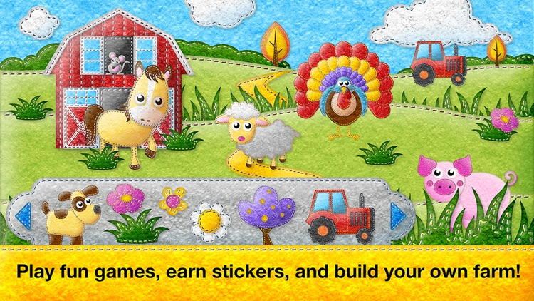 Feed Animals: Toddler games for 1 2 3 4 year olds screenshot-4