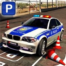 Activities of Police Car Parking Simulator 3D