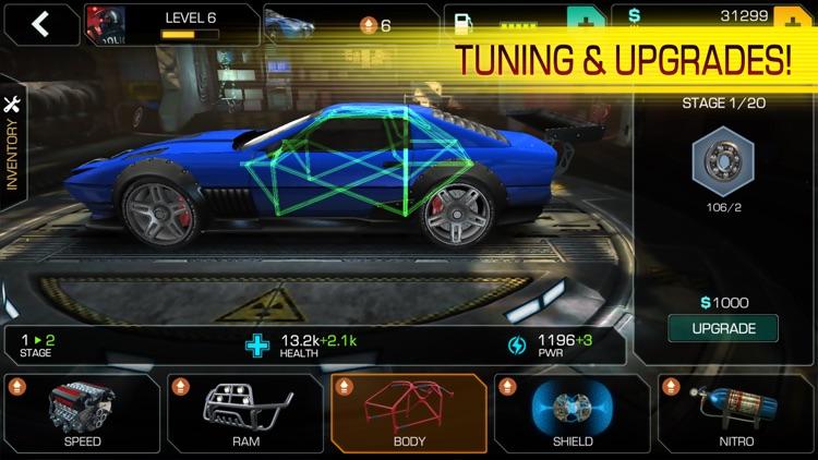 Cyberline Racing screenshot-3