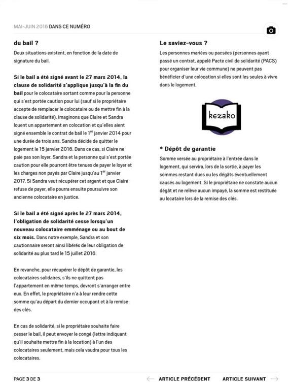 Kezako Mundi Zinio Pro Ipad Magazine