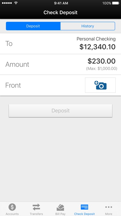 Southeast Financial Credit Union Mobile Banking screenshot-4