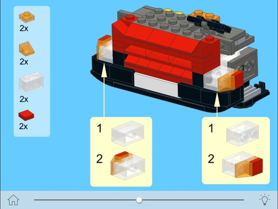 Scania Truck For Lego Building Instructions App Price Drops