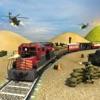 Police Train Simulator 3D Secret Agent Gun Shooter