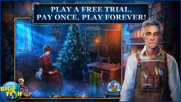 Christmas Stories: The Gift of the Magi screenshot-0