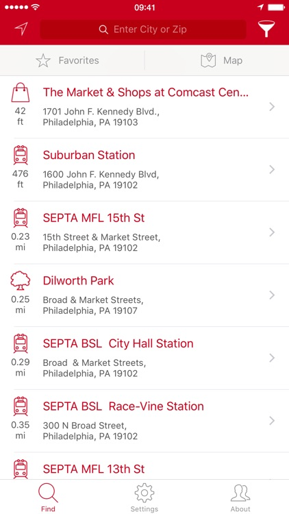 XFINITY WiFi Hotspots screenshot-3