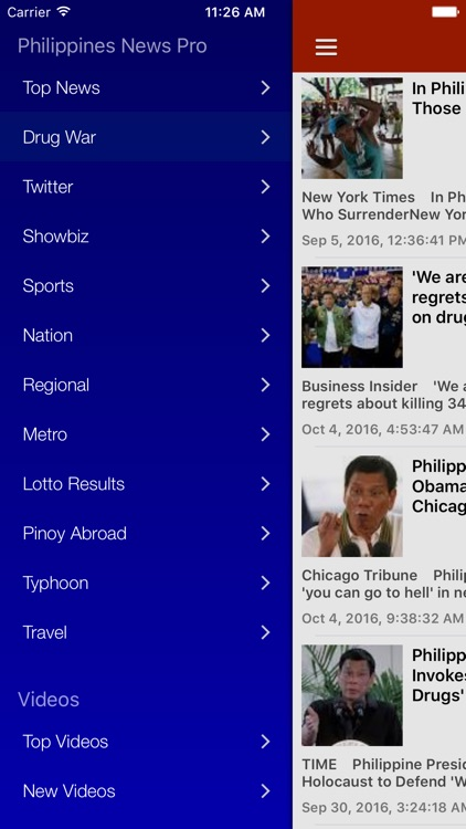 Philippines News Pro - Latest Filipino Headlines