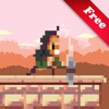Goku to hell free - Pixel style side-scroller game - iPhoneアプリ