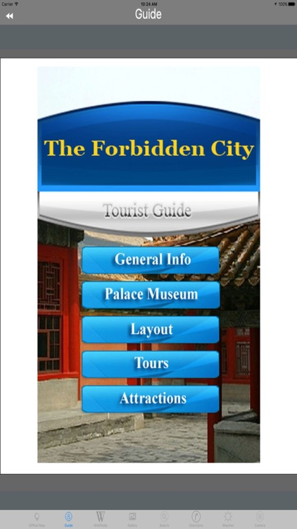 Forbidden City Beijing, China Tourist Travel Guide screenshot-4